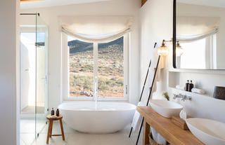 Cederberg Ridge Wilderness Lodge_Suite Bathroom