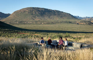Cederberg Ridge Wilderness_Fire Pit