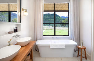 Cederberg Ridge Wilderness Lodge_Classic View Room_Bathroom
