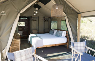 Tented Eco Camp En-Suite