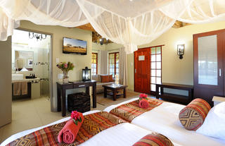 Double Room Bungalow