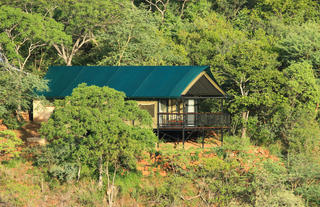 Littled Gorges - tented accommodation