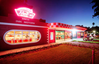 Marilyn's 60's Diner