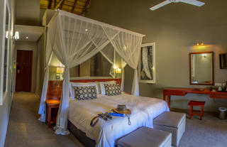 Luxury room Chobe Bush Lodge