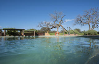 Okonjima Plains Camp Pool
