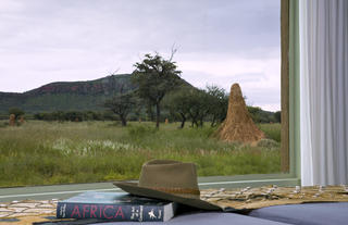 Okonjima Plains Camp Standard Room