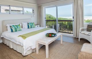 Beach Break Guest House , sea facing room